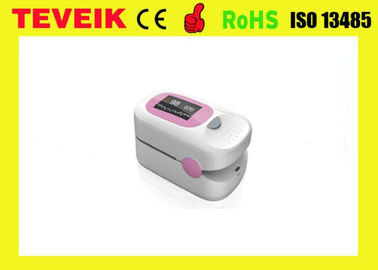 Spo2 Monitor Fingertip Pulse Oximeter , Blood Oxygen Saturation Monitor LED Screen
